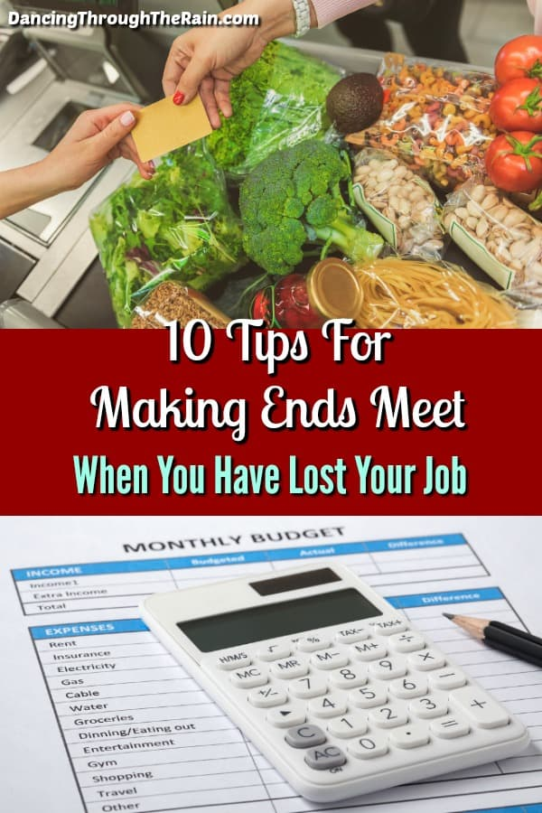 Ways To Make Ends Meet