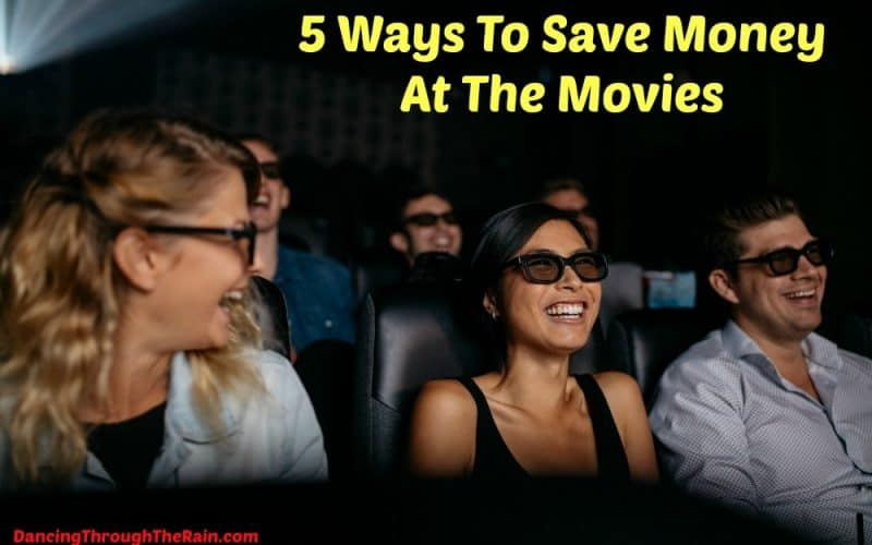 5 Ways To Save Money At The Movies