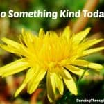 Do Something Kind Today - By Mail