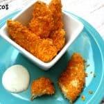 Easy Doritos Chicken Tenders
