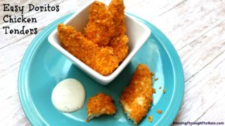 Easy Doritos Chicken Tenders