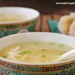 Fast And Easy Egg Drop Soup