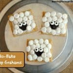 No-Bake Sheep Grahams