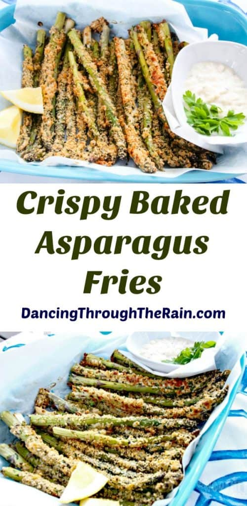 This baked asparagus recipe is about to become a household staple! Incredibly easy to make, this crispy asparagus is perfect for dinner or any other occasion!