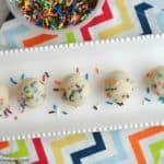 Funfetti Cake Truffles