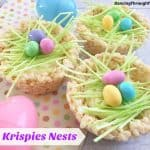 Rice Krispies Nests