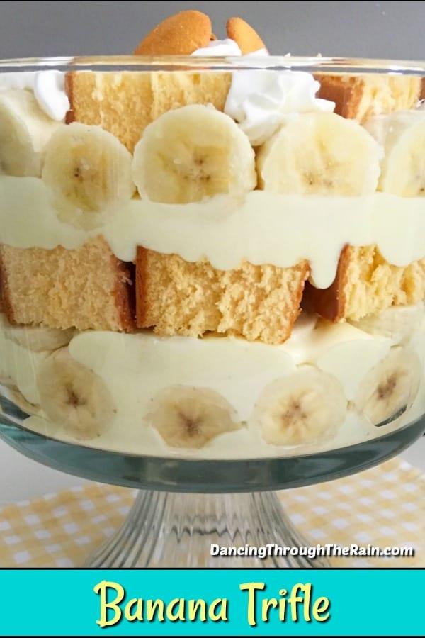 Banana Pudding Trifle