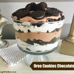 Oreo Cookies Chocolate Trifle