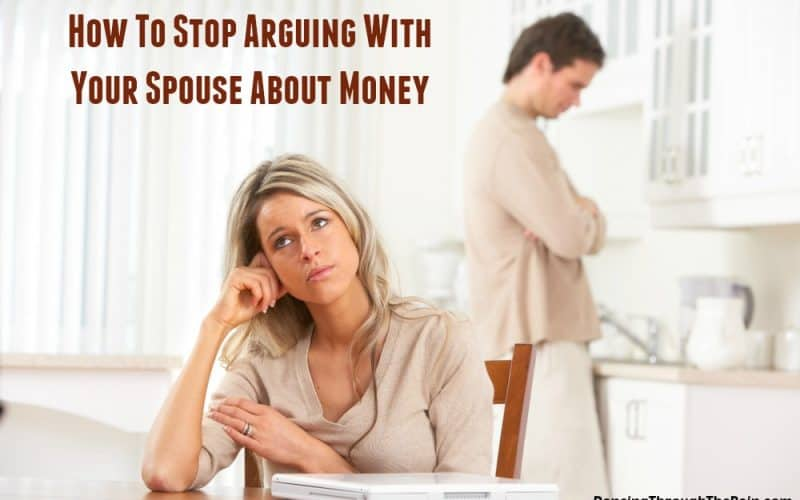 How To Stop Arguing In Relationships About Money