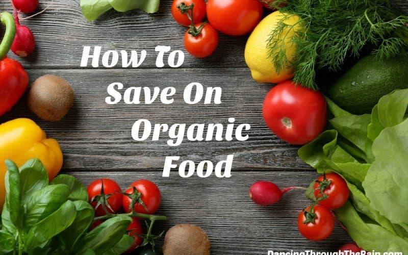How To Save On Organic Food