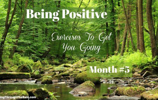Mindfulness Meditation Exercises – Month #5