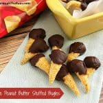 Chocolate Peanut Butter Bugles