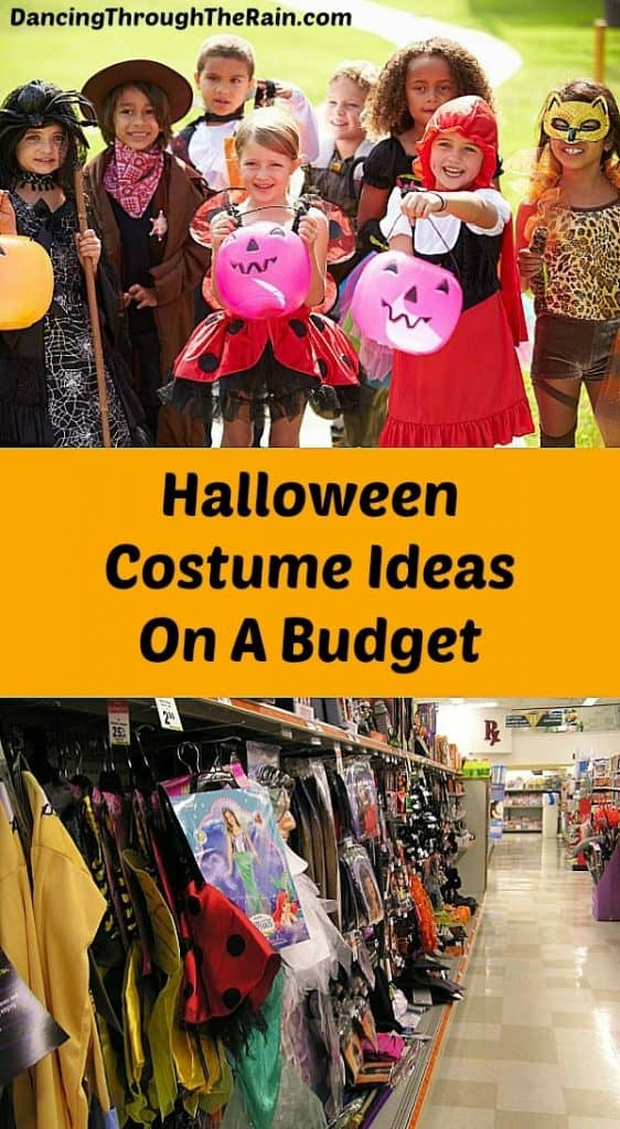 Halloween Costume Ideas on a Budget