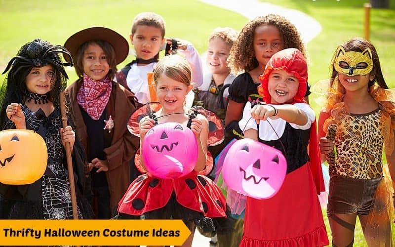 Halloween Costume Ideas On A Budget