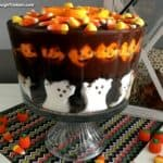 Halloween Trifle - Spooky And Delicious