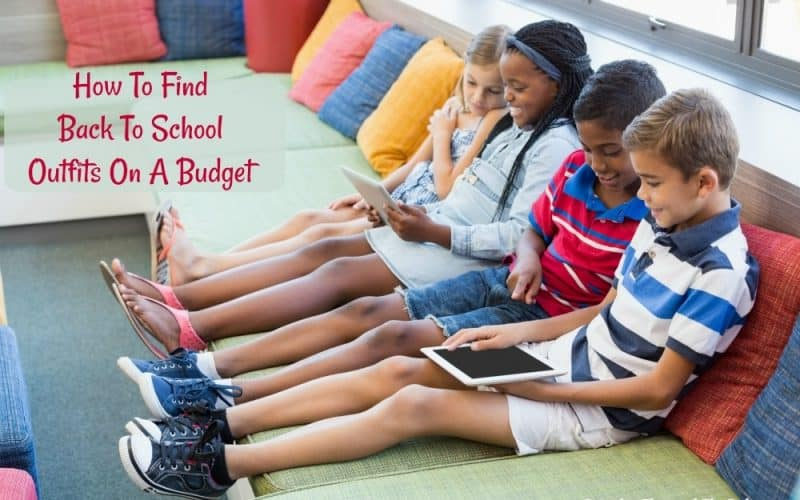 How To Find Back To School Outfits On A Budget