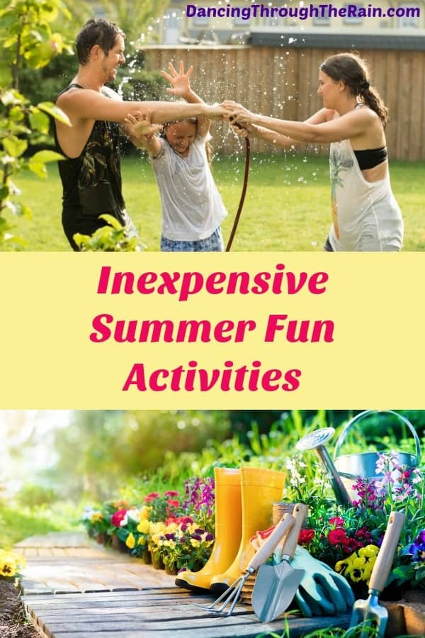 Inexpensive Summer Fun Activities