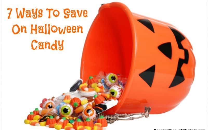 7 Ways To Save On Halloween Candy