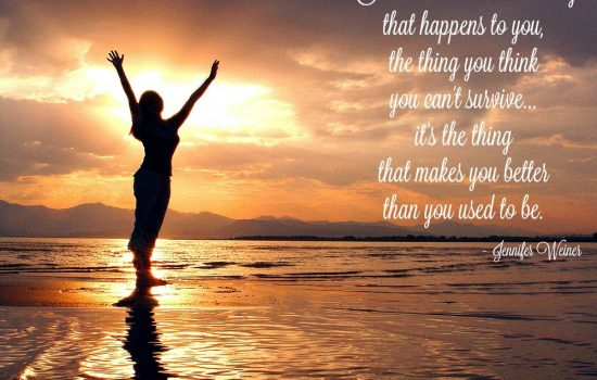 You Are More Than The Worst Thing That Has Happened To You