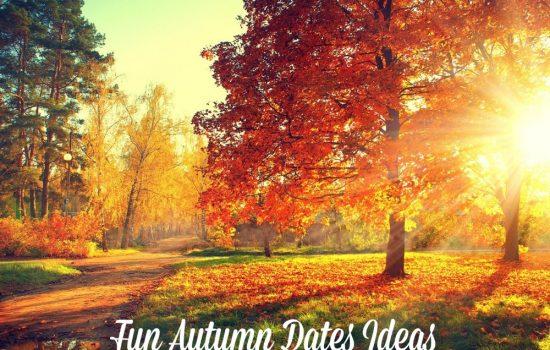 Fun Autumn Dates Ideas