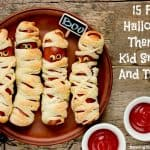 15 Fun Halloween Snacks And Treat Ideas