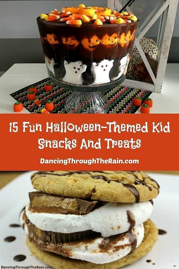 15 Fun Halloween-Themed Kid Snacks And Treats