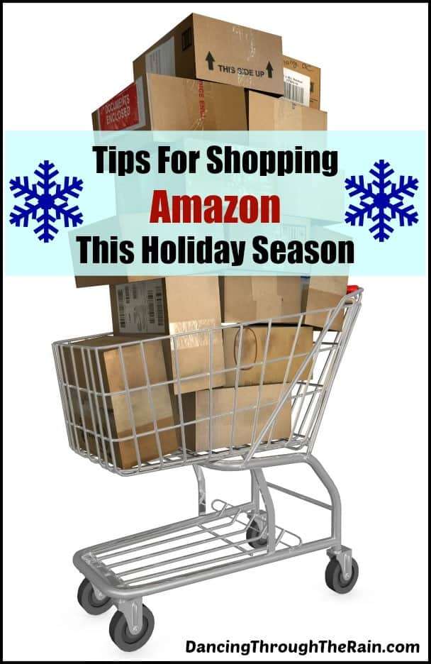 Tips for Shopping Amazon This Holiday Season