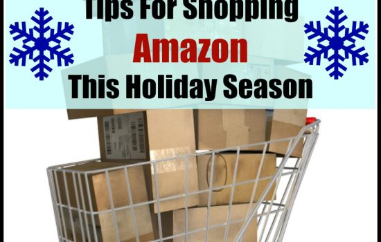 Tips For Easy Shopping On Amazon This Holiday Season