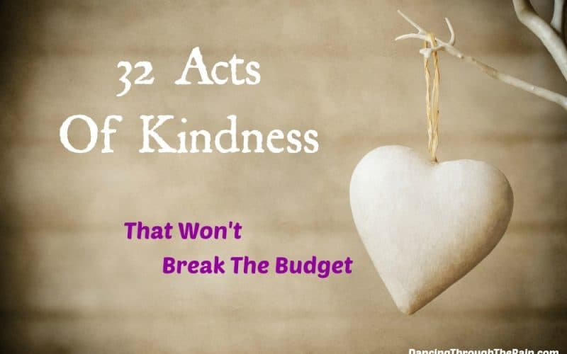 32 Acts of Kindness That Won't Break The Budget