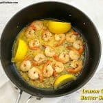 Easy Lemon Garlic Butter Shrimp