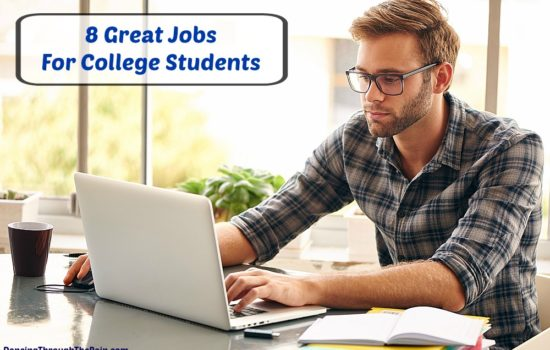 8 Great Jobs For College Students