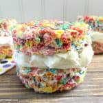 Fruity Pebbles Sandwiches