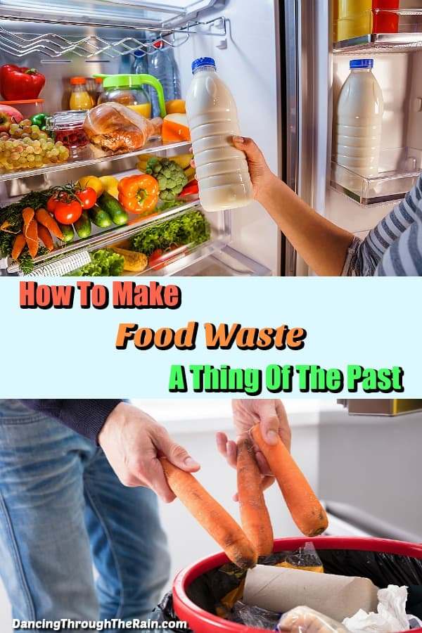 Food waste is an issue that everybody faces, but there are solutions! These tips for making food waste a thing of the past will not only help food out of the landfills, but will keep more money in your pocket!