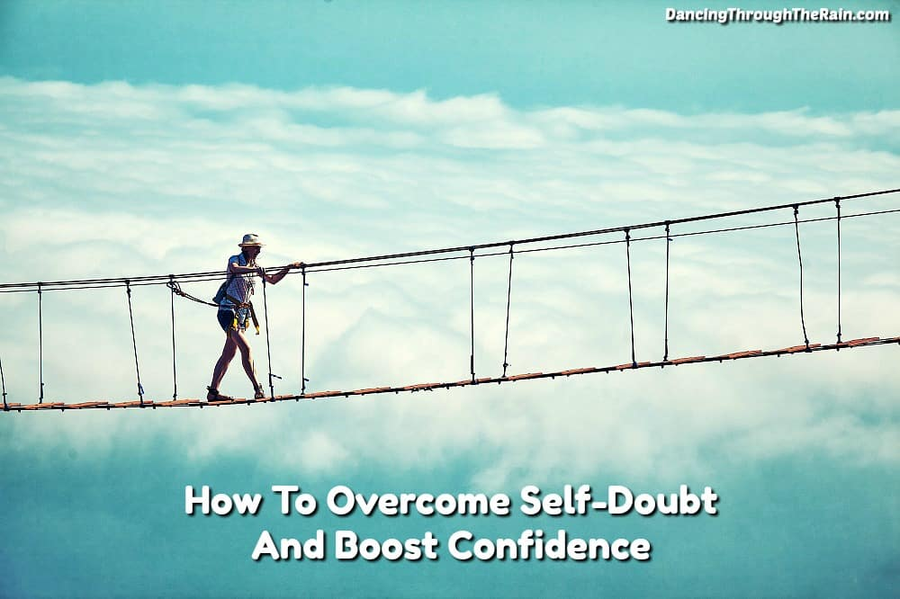 how to build self confidence