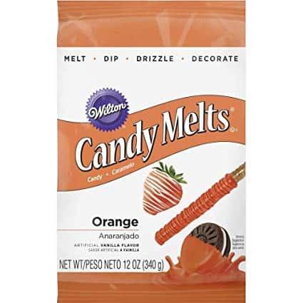 Wilton Orange Candy Melts, 12-Ounce