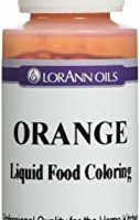 Lorann Oils Liquid Food Color, 1 oz, Orange