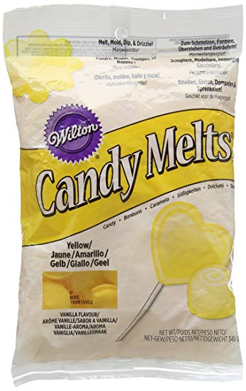 Wilton Yellow Candy Melts, 12-Ounce