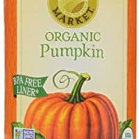 Farmers Market Organic Pumpkin, 15 Ounce (Pack of 12)