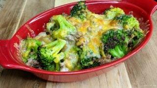 Beef And Broccoli Bake