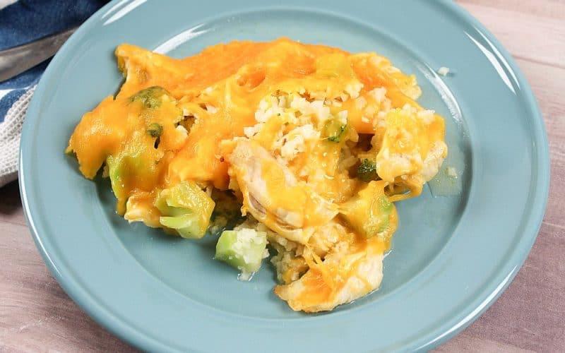 Gluten Free Chicken Broccoli Casserole
