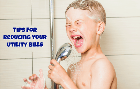 10 Tips For Reducing Your Utility Bills