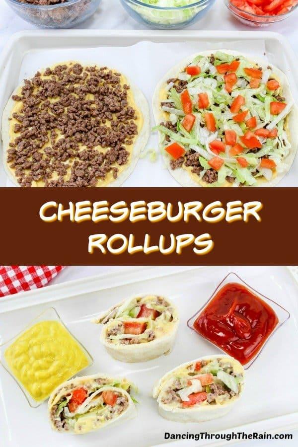 Cheeseburger Rollups