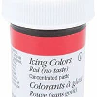 Wilton 610-998 Icing Gel, No Taste Red, 1 Ounce