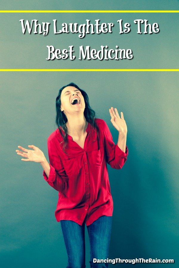 Why Laughter Is The Best Medicine