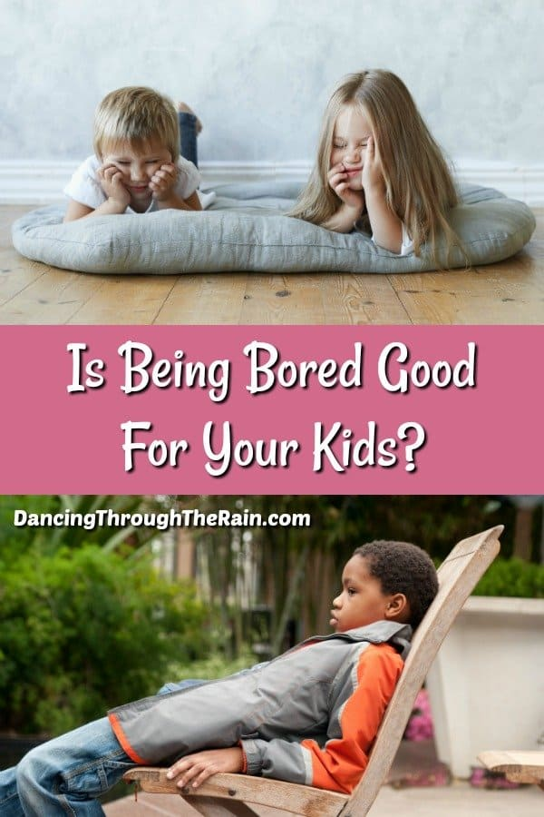 Is Being Bored Good For Your Kids