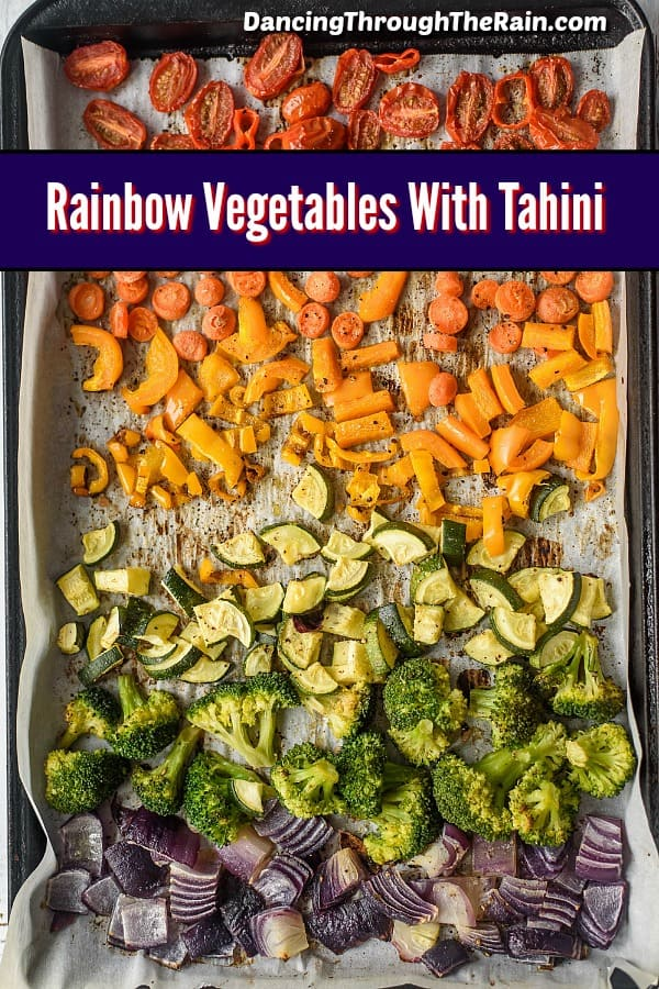 Rainbow Vegetables
