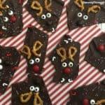 Chocolate Reindeer Bark