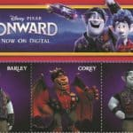 Free Disney Pixar 'Onward' Activity Sheets