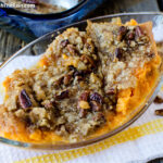 The Best Sweet Potato Casserole With Pecans